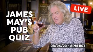 James May's Live Pub Quiz
