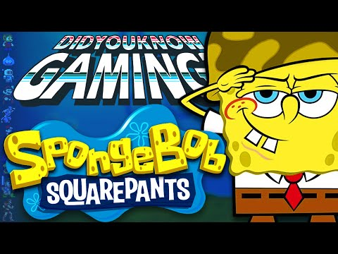 SpongeBob Squarepants Games - Did You Know Gaming? Feat. Nostalgia Trip