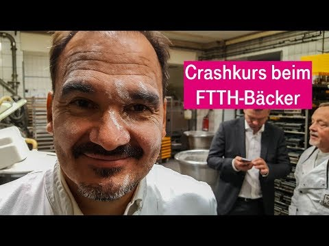 Gigabit-Tempo im Internet: Der 3000. FTTH-Kunden in Magdeburg