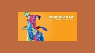 Coco - Remember Me (Lullaby) KARAOKE with Lyrics_Guitar