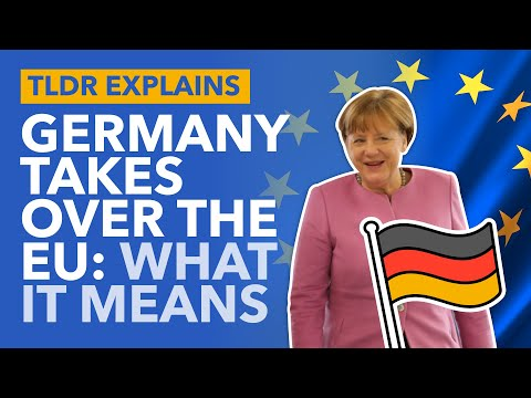 Germany Takes Over EU Presidency: Germany's Plans for Europe, COVID & Brexit Explained - TLDR News