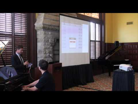 Todd Brown QRS introduction to Seiler Dealer Meeting Nashville