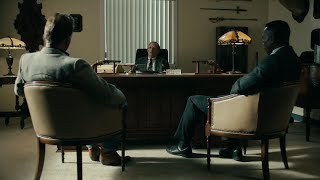 Wayne & Roland meets Harris James | True Detective Season 3 Scene