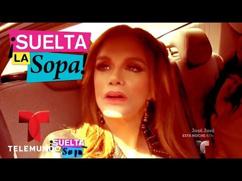 Lucía Méndez reaccionó sobre vacaciones de su exmarido Pedro Torres | Suelta La Sopa | Entretenimi