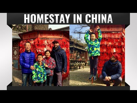 Chinese Homestay Experience in Qingdao - Turn on the subtitles :)