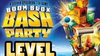 Boom Blox Bash Party: Labyrinth 3 -Created Level