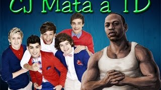 CJ Mata a One Direction