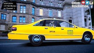 Chevrolet Caprice 1991 LCC Taxi GTA IV ENB 2 7K 1440p