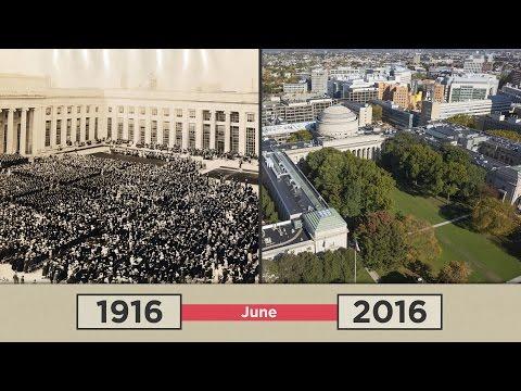 MIT, 100 years apart