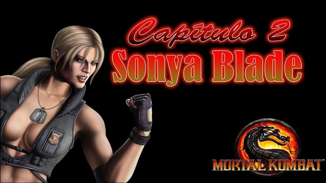 Mortal Kombat Komplete Mods Red Rose Sonya & Challenge Tower - YouTube
