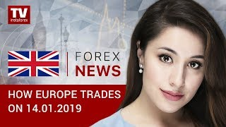 InstaForex tv news: 14.01.2019: Can GBP assert strengh? EUR/USD, GBP/USD