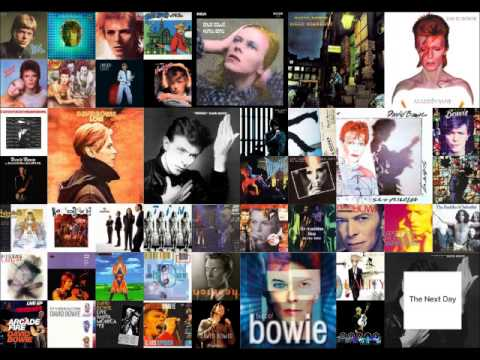 The Best of David Bowie (1964-2014)