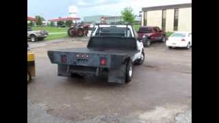 2004 Ford F350  Xl Super Duty Flatbed Truck For Sale | Sold At Auction June 26, 2013