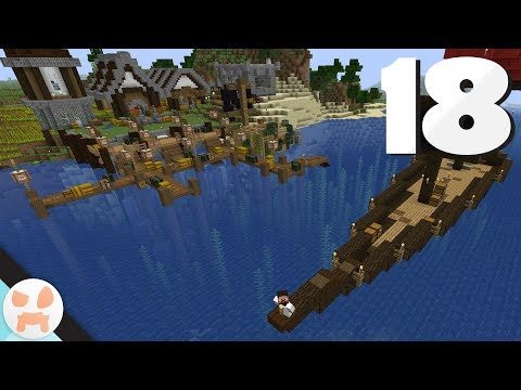 EXPLORING with Withy | Minecraft Lets Play 18