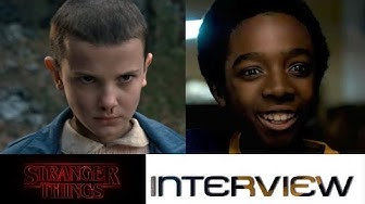 Stranger Things: Interview mit Millie Brown und Caleb McLaughlin zur Netflix-Serie