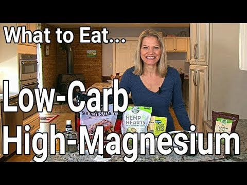 Low Carb Foods that are High In Magnesium