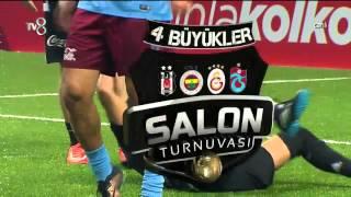 Full Maç | 4 Büyükler Salon Turnuvası | Beşiktaş 2 - Trabzonspor 2 | (08.01.2016)