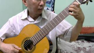 Ave Maria _Franz Schubert ( Classical Guitar )