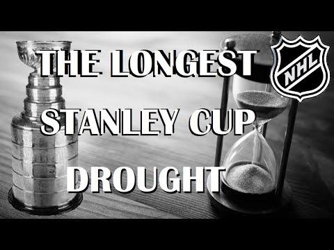 NHL - The Longest Stanley Cup Slump!