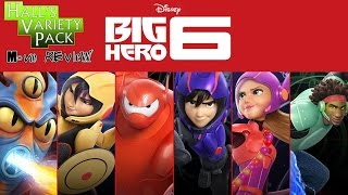 Movie Review: Big Hero 6 Thumbnail