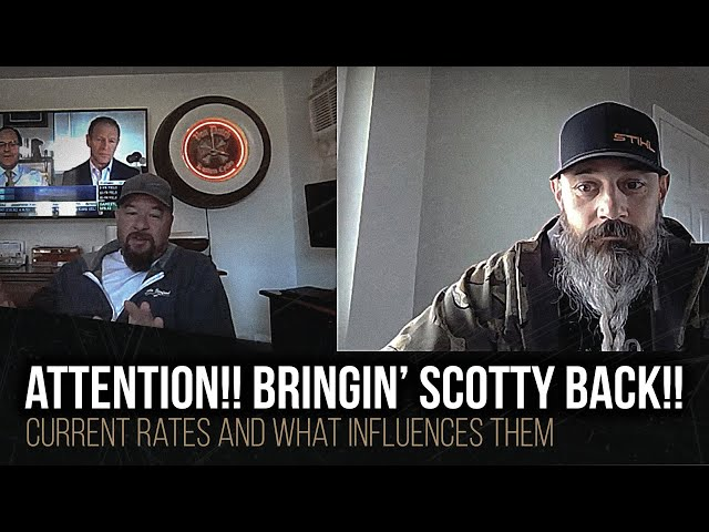 ATTENTION!! Bringin' Scotty Back!!