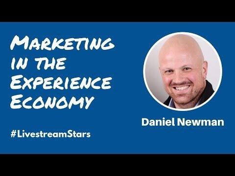 #LivestreamStars: Ross Brand w/ Daniel Newman, V3B CEO