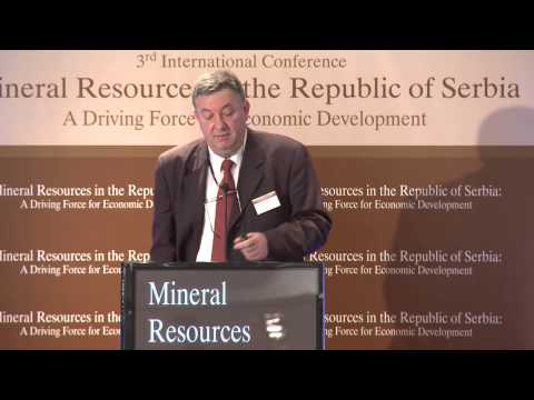 Serbia's mining deposits and new projects - Ljubisa Andric