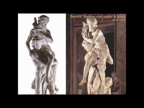Bernini in beeld en bron - deel 2: de Borghese beeldengroepen (HD)