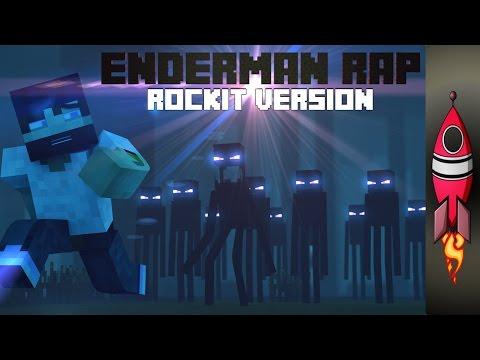 MINECRAFT ENDERMAN RAP | ROCKIT VERSION | Rockit Gaming