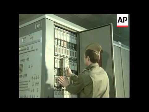 RUSSIA: MILLENNIUM: MILITARY COMPUTER SYSTEM