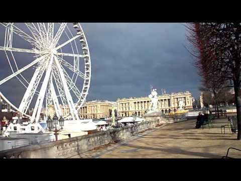 """11/12/2011 """"DISCOVER WALKS PARIS"""" Guided Tour by Guide, Nawalle, a Parisian"""