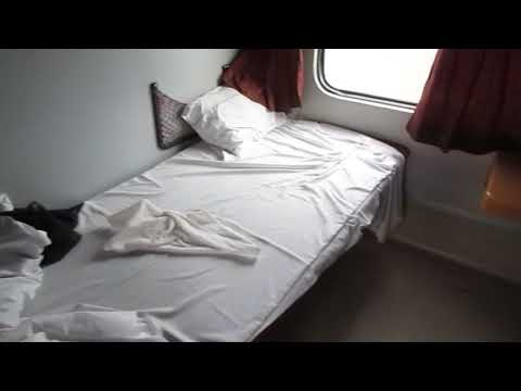FIRST AC INTERIOR : 12436 Dibrugarh Town RAJDHANI Express!