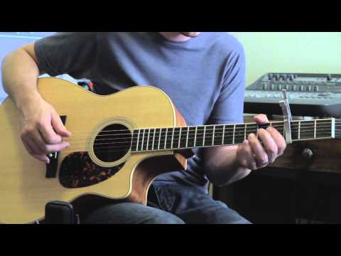 Sweeter As The Days Go By - Canton Junction - Acoustic Guitar Lesson - Robert Smith