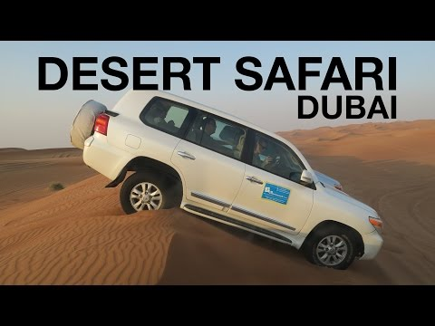 Desert Safari with Dune Bashing, Sandboarding, and Belly Dan