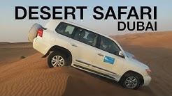 Desert Safari with Dune Bashing, Sandboarding, and Belly Dancing   Dubai, UAE