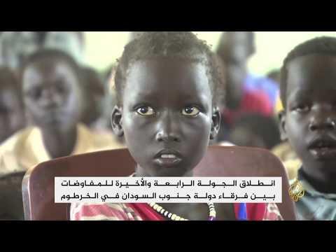 انطلاق الجولة الرابعة للمفاوضات بين فرقاء جنوب السودان  - نشر قبل 10 ساعة
