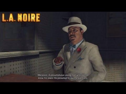 The Consul's Car - L.A. Noire - DLC Case #1