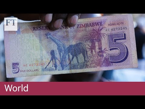 Zimbabwe: living without cash