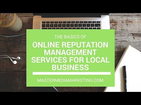 Online Reputation Management Services for Local Business - Reputation Marketing Strategy Online