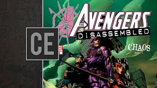 Comics Explained: Disassembled - 3 of 4 - The Death of Hawkeye