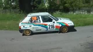 Rally Bohemia 2016 | 216 | Petr Farník - Ladislav Zuzánek