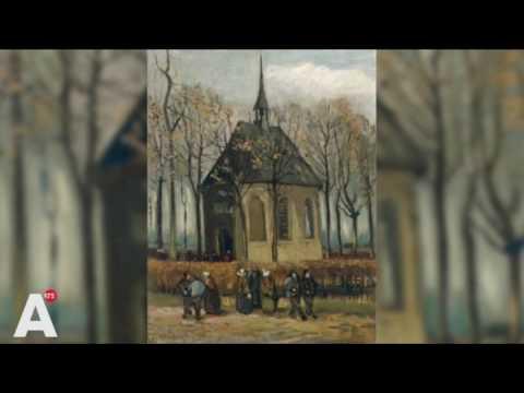 Inbreker Van Gogh Museum wilde eigenlijk de Aardappeleters en Zonnebloemen stelen