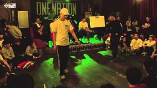 KROM vs JH / Round of 16 / One Nation Under A Groove Vol.2 / Allthatstreet