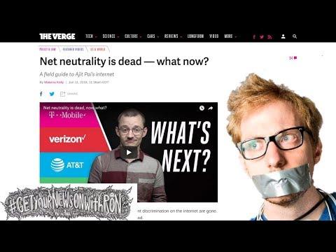 Net Neutrality Is Dead-- Now What?