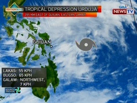 QRT: Weather update as of 5:37 p.m. (Dec. 13, 2017)