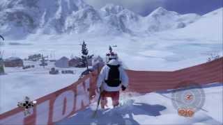 Shaun White Snowboarding Glitch *2014*