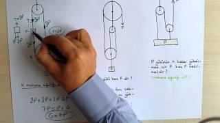 BASİT MAKİNELER-Zafer Hoca(Pratik Teknikler)