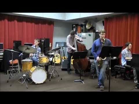Benjamin Holcomb Grammy Band/ College Audition 2014 Drumset