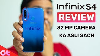 Infinix S4 Full Review   32 MP Selfie & 3 Camera for 8999 Worth Hain?