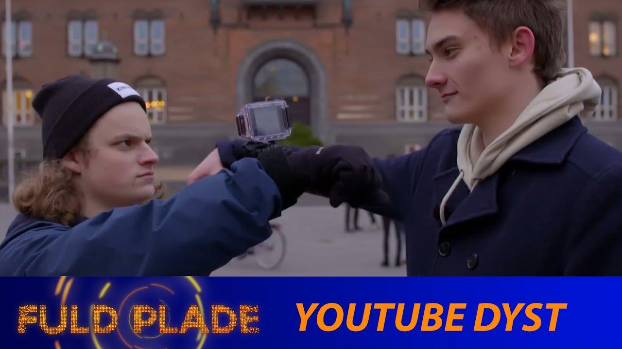 StupidAagaards og Alexander Husum dyster på Rådhuspladsen | Fuld Plade | Program 5